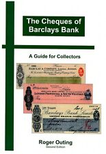 More details for cheques of barclay bank - a guide for collectors by roger outing