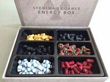Caja de energía ideal para red eléctrica realista recursos Kickstarter Stonemaier Juegos