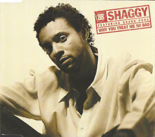 Shaggy Featuring Grand Puba - Why You Treat Me So Bad - CD Single