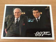 James Bond Classics 2016 Edition Promo Card P1