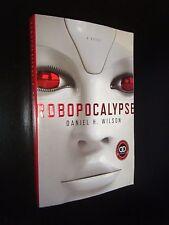 Robopocalypse Daniel Wilson KI AI Voraus lesen Kopie ARC