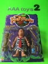 Flintstones Fred Big Shot Movie Action Figure MOC Case Fresh