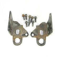 Front Tow Tie Hooks 1997-2003 Infiniti QX4 1998-2004 Nissan Pathfinder OEM