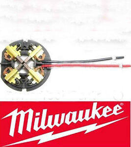 Carbon Brushes Milwaukee Impact Driver for 2650-20 C18ID C18PD C18IW MW1
