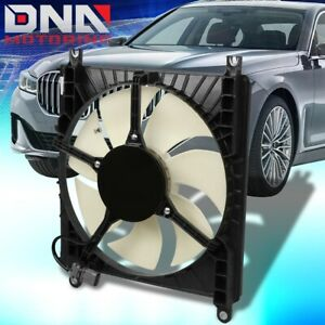 FOR 2002-2007 SUZUKI AERIO FACTORY STYLE BOLT-ON AC CONDENSER COOLING FAN SET