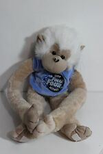 Forever Collectibles Monkey Tan 2009 final four Detroit w Tags VGC