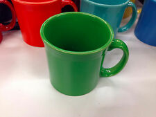 Fiesta Java Mug In  Shamrock 12oz. Homer Laughlin China Fiestaware