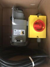 New listing New Safety Speed Cut Panel Saw 6400 Skill Motor With Switch & Cord Mr5C