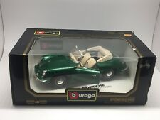 Bburago 1/18th Scale Porsche 356B Cabriolet 1961 Item No. 30511 Rare Vintage Car