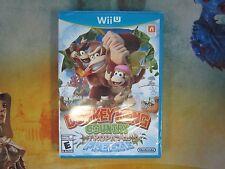 Donkey Kong Country: Tropical Freeze - Nintendo Wii U - Free Shipping!