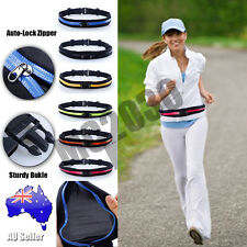 Running Bum Bag Waist Zip Pouch Fanny Pack Running Jogging Travel Belt Sport Bag