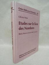 Artus - Etudes sur le livre des Nombres – Freiburg (Schweiz) 1995