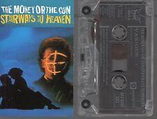 THE MONEY OR THE GUN-STAIRWAYS TO HEAVEN CASSETTE TAPE 22 TRACKS 1992 AUS DENTON
