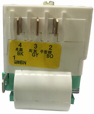 DEFROST TIMER GENUINE SANKYO NO-FROST REFRIGERATOR TMDE706SC 6HR 35MIN RF017