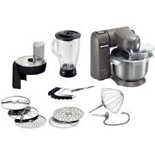 BOSCH MUMX50GXDE Exclusiv Maxximum Küchenmaschine Rührschüssel Mixer Grau