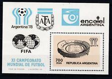 ARGENTINIE  JAAR 1978  NR. Y&T BLOK 18 ** (L11)