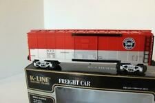 K-LINE TRAINS 641-1391- GOLDEN STATE CLASSIC EXPRESS BOXCAR - 0/027-  NEW -D1B