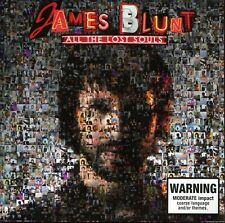 All The Lost Souls by James Blunt (CD, Atlantic, 2007)