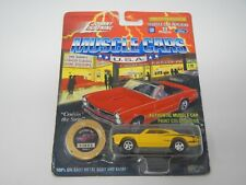 Johnny Lightning Muscle Cars U.S.A. 1970 Super Bee Yellow