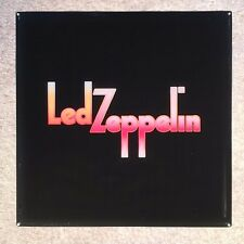 LED ZEPPELIN Art Ceramic Tile Coaster