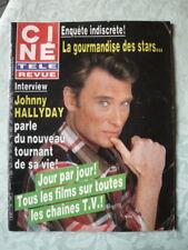 Ensemble de Documents Jhonny Hallyday : 2 revues + 26 feuilles