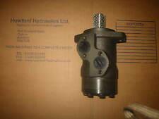 M + S EPM400C Motor Hidráulico 400/CC (sustitución Danfoss Omp) 25MM Eje-EMP400M