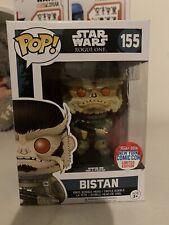 Star Wars Bistan Figure Pop Vinyl Funko 155 New York Comic Con 2016 Exclusive