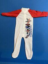 Darrell Waltrip Vintage NASCAR Racing Body Suit Romper Infant Small Pajamas
