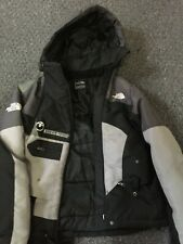 North face medium winter jacket with hood nice condition