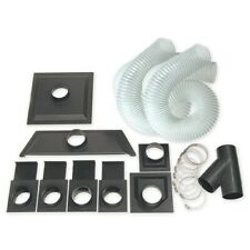 "Carbatec 4"" Dust Collection Accessory Kit"
