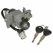 Contacteur a clé complet adaptable PEUGEOT Kisbee 2T / 4T 2 clef scooter
