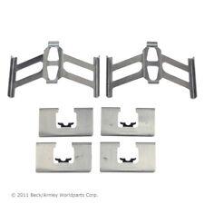 Disc Brake Hardware Kit Rear BECK/ARNLEY 084-1292