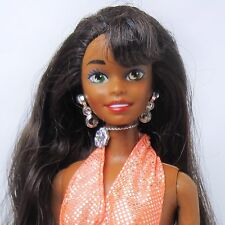 African American Vintage 1995 MATTEL Sparkle SPIAGGIA BARBIE DOLL OUTFIT ORIGINALE