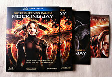 DIE TRIBUTE VON PANEM - MOCKINGJAY TEIL 1 - FAN EDITION BOX - BluRay [2015]
