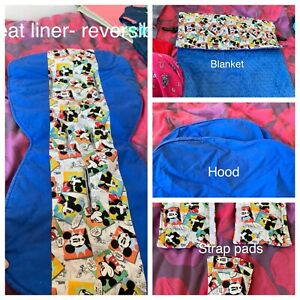 Bugaboo Bee Plus Custom Made Hood Set