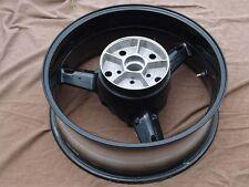 SUZUKI GSXR1000 '01-'02 K1>K2 GENUINE REAR WHEEL IN BLACK P/N 64111-40F01-019