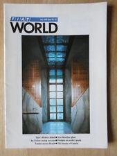 FIAT MONDE 1988 UK MKT magazine brochure-ÉDITION 16-ital Aztèque Bertone gènes