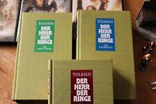 Tolkien Herr der Ringe Bd. 1-3 carroux