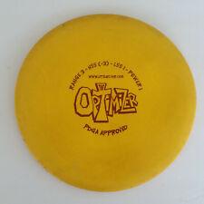 Used 6/10 Little Flyer The Optimizer, 167g (pdga approved, mega-understable)