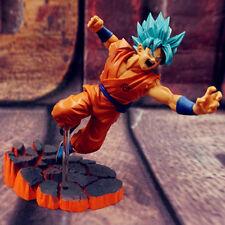 New 6'' Dragon Ball Z Fighting Son Goku Pvc Figures Toys Collection ANIME Doll