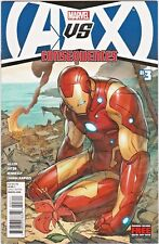 AvX Consequences (2012 Marvel) #3  NM