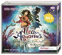 TANYA STEWNER - ALEA AQUARIUS 5.1 DIE BOTSCHAFT DES REGENS  4 CD NEW