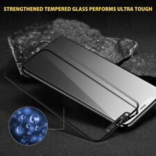 For iPhone X XS Max XR 5D Full Cover  Tempered Glass Screen Protector Guard so