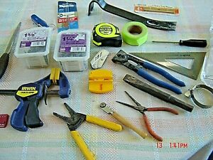 Pre-owned Miscellaneous Hand Tools ---- ---- ----  - - - -  - - - -  - - - -
