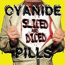 CYANIDE PILLS - SLICED AND DICED   VINYL LP NEU