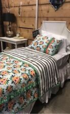 NWT*BAG*Matilda Jane*Joanna Gaines Magnolia Market*Flower Bed Comforter Twin Sz.