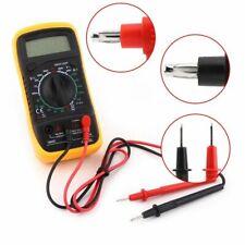 Multimètre voltmètre ampèremètre ohmmètre digital LCD testeur électrique AC/DC