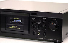 A+ BEST CONDITON ON EBAY! SONY TC- KA6ES High-End BLACK Cassette Tape Deck ES