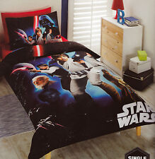 STAR WARS A New Hope SINGLE, DOUBLE or QUEEN Duvet/Doona/Quilt Cover SET BNIP