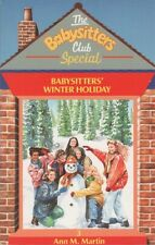 Babysitter's Winter Holiday - Ann M. Martin - Book 3